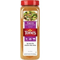 Tone's Taco Seasoning (23 oz.) found on Bargain Bro India from Sam's Club for $6.28
