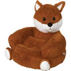 Trend Lab Children's Plush Character Chair, Fox