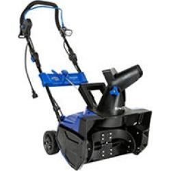 "Snow Joe Ultra 18"" 14.5-Amp Electric Snow Thrower with LED Light"