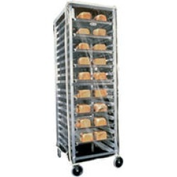 Advance Tabco Pan Rack Clear Cover (50ct.)