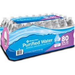 Member's Mark Purified Bottled Water (8oz / 80pk) found on Bargain Bro Philippines from Sam's Club for $7.98