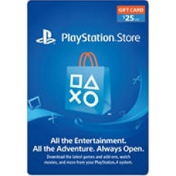 Sony PlayStation $25 Gift Card found on GamingScroll.com from Sam's Club for $23.98