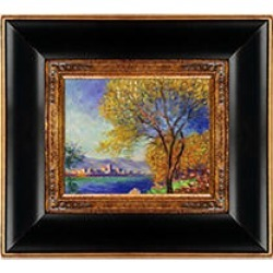 Claude Monet Antibes, View of Salis Hand Painted Oil Reproduction found on Bargain Bro India from Sam's Club for $129.88