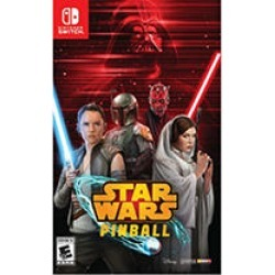 STAR WARS PINBALL NINTENDO SWITCH found on GamingScroll.com from Sam's Club for $28.88
