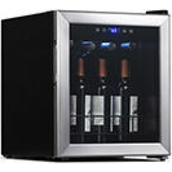 NewAir Freestanding 16 Bottle Compressor Wine Fridge in Stainless Steel found on Bargain Bro Philippines from Sam's Club for $199.98