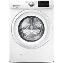 Samsung 4.2 cu. ft. Front Load Washer - White