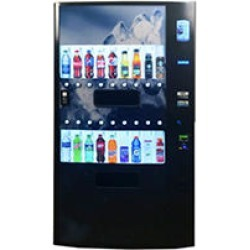 Seaga 18 Select Beverage Vending Machine with Drop Sensor Technology-wcr