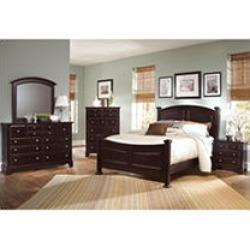 Abingdon King 6Pc Bedroom Set