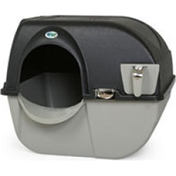 Omega Paw Elite Roll 'n Clean Self-Cleaning Litter Box, Large found on Bargain Bro Philippines from Sam's Club for $46.74