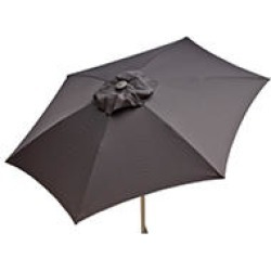Doppler 8.5 ft Market Umbrella by DestinationGear - Graphite Grey found on Bargain Bro India from Sam's Club for $96.52
