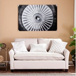 Aereo Motore Floating Glass Wall Art found on Bargain Bro India from Sam's Club for $139.88