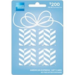$200 American Express® Gift Card