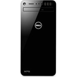 Dell XPS Desktop, Intel Core i7-8700, 8GB Memory, 16GB Intel Optane Memory accelerated 1TB Hard Drive, NVIDIA GeForce