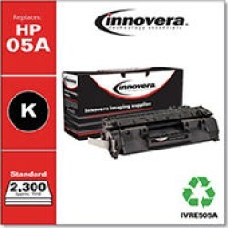 Innovera 5A Remanufactured Laser Toner Cartridge, Black found on Bargain Bro India from Sam's Club for $37.98