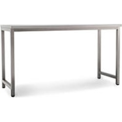 NewAge Products Outdoor Kitchen Cabinet Stainlesss Steel Classic Prep Table found on Bargain Bro India from Sam's Club for $438.00