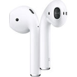 Apple AirPods with Wired Charging Case (2nd Generation)