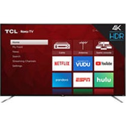 "75S423 - TCL 75"" Class 4K UHD Roku Smart TV"