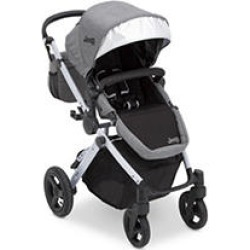 Jeep Sport Utility All-Terrain Stroller by Delta Children, Gray on Silver Frame found on Bargain Bro Philippines from Sam's Club for $299.98