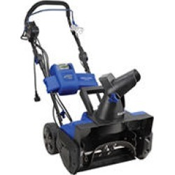 Snow Joe Single Stage Cordless Electric Hybrid Snow Blower with 40V Battery and Charger found on Bargain Bro India from Sam's Club for $259.98