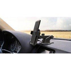 iOttie Easy One Touch Qi Wireless Fast Charge Universal Fit Car Mount
