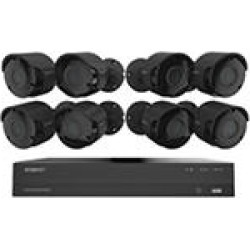 Wisenet-8 Channel 4K Ultra HD DVR Surveillance System with 2TB Hard Drive, 8- Camera 4K Indoor/Outdoor Cameras found on Bargain Bro India from Sam's Club for $499.00