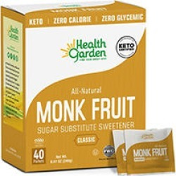 Health Garden Monk Fruit (40 ct.) found on Bargain Bro from Sam's Club for USD $3.71
