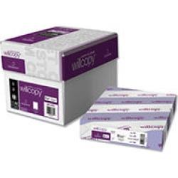 """Domtar Custom Cut-Sheet Copy Paper, 92 Bright, 20lb, 8-1/2x11, Perf 5 1/2"""", 2500/CT"""