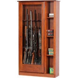 10 Gun Curio Cabinet found on Bargain Bro Philippines from Sam's Club for $239.98