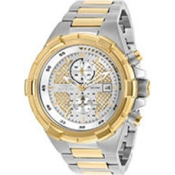 Invicta Men's Aviator 50.5mm Two Tone Stainless Steel Watch found on MODAPINS from Sam's Club for USD $120.00