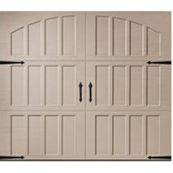 Classica 1000 Northampton Garage Door - Sandtone 9 x 8 No Windows found on Bargain Bro from Sam's Club for USD $736.44