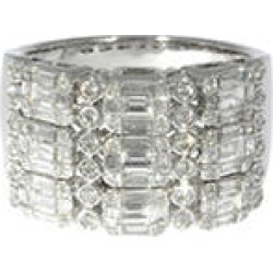 1.35 CT T.W. Diamond Ring in 14K White Gold found on Bargain Bro from Sam's Club for USD $1,240.32