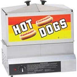 Gold Medal 8007DE Hot Dog Steamer found on Bargain Bro India from Sam's Club for $508.00