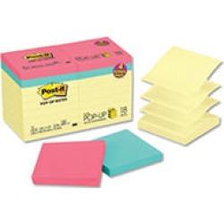 Post-it® Note Pop-Up Refills Bonus Pack