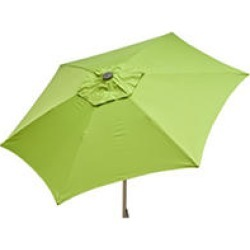 Doppler 8.5 ft Market Umbrella by DestinationGear - Lime found on Bargain Bro India from Sam's Club for $91.23