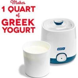 Dash 1 Quart Greek Yogurt Maker Machine found on Bargain Bro Philippines from Sam's Club for $24.98