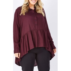 The Button-up Swing Tunic found on MODAPINS from Birdsnest for USD $20.63