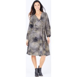 Dina Wrap Dress found on MODAPINS from Birdsnest for USD $61.91