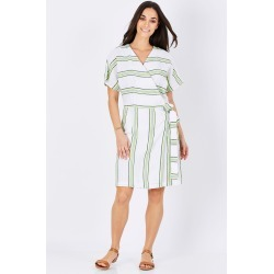 Dawn Wrap Dress found on MODAPINS from Birdsnest for USD $34.41