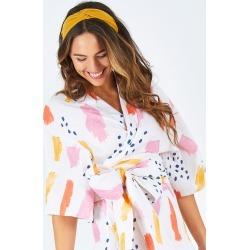 Dusk Long Kimono found on MODAPINS from Birdsnest for USD $62.46