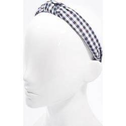 Gingham Check Knot Headband found on MODAPINS from Birdsnest for USD $16.48