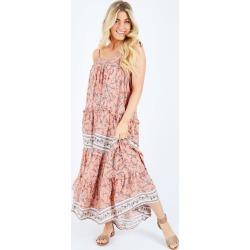 Cognac Maxi Dress found on MODAPINS from Birdsnest for USD $38.06