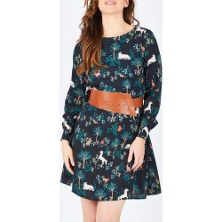 Jocelyn Magic Forest Fit & Flare Dress found on MODAPINS from Birdsnest for USD $70.25