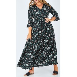 Amalfi Maxi Dress found on MODAPINS from Birdsnest for USD $69.24
