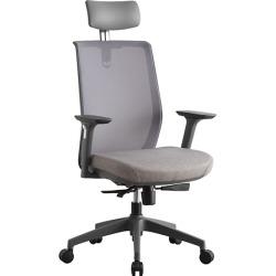 Sleek Ergonomic Gaming Chair with Headrest