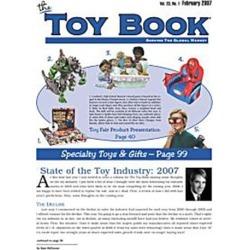 The Toy Book Magazine Subscription, 6 Issues, Toys & Collectibles magazines.com