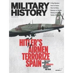 Military History Magazine Subscription, 6 Issues, History magazines.com