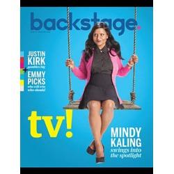 BackStage Magazine Subscription, 31 Issues, TV & Movie magazines.com