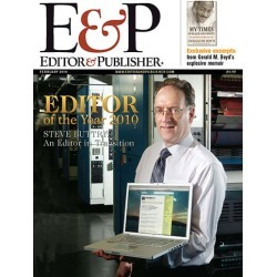 Editor & Publisher Magazine Subscription, 12 Issues, Non-fiction magazines.com
