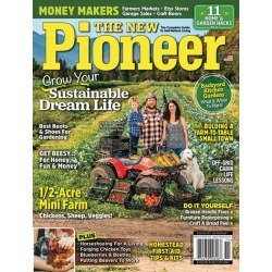 New Pioneer Magazine Subscription, 4 Issues, Gardening magazines.com found on Bargain Bro from Magazines for USD $21.26