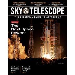Sky & Telescope Magazine Subscription, 12 Issues, Science magazines.com